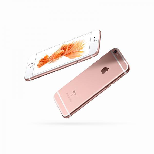 (测试商品)苹果(Apple)iPhone 6 Plus (A1524)移动联通电信4G手机 金色 16G